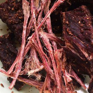 Thịt trâu gác bếp 8