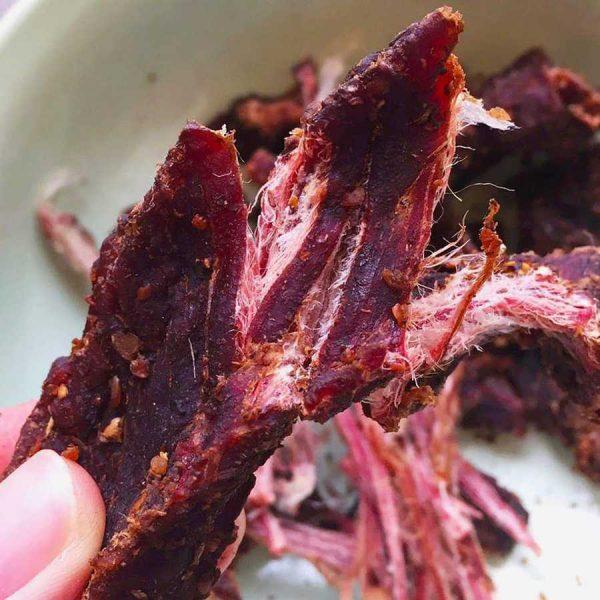 Thịt trâu gác bếp 9