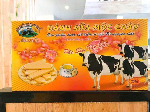 Bánh sữa Mộc Châu 5