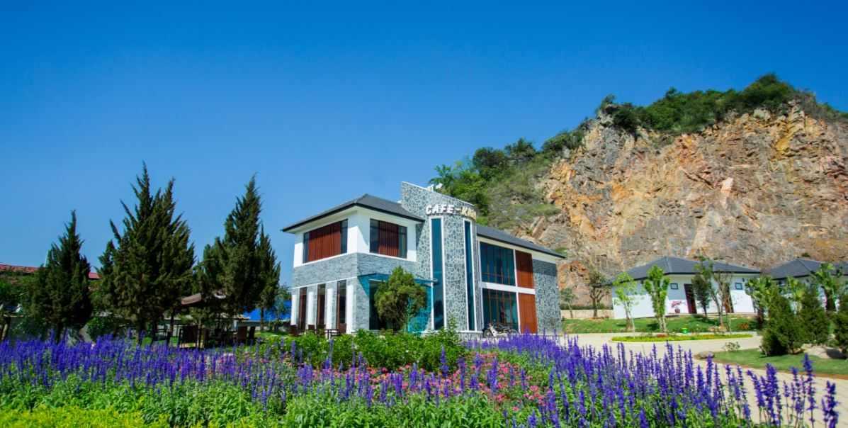Thảo Nguyên resort Mộc Châu