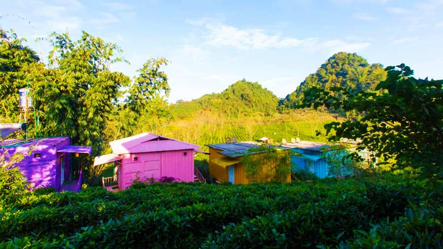 Mộc Châu Arena Village